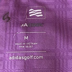 adidas Tops - Adidas Sleeveless Golf Polo
